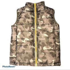 Andy & Evan Zip Up Vest- Size 6y